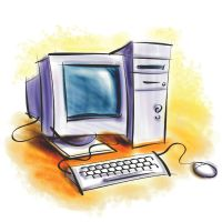 Computer (from Macomb County Library website, Macomb County, Michigan)