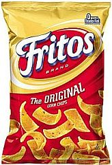Fritos corn chips (photo from Frito-Lay)