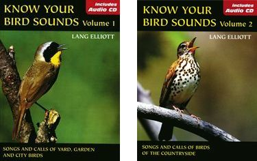 Know Your Bird Sounds, CDs on Shop WQED
