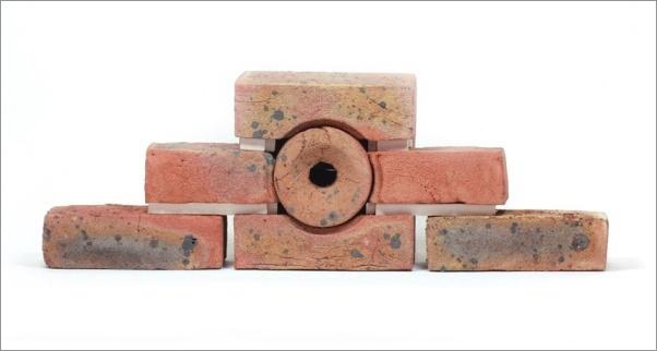 Bird brick by Aaron Dunkerton (image from Aaron Dunkerton's website)