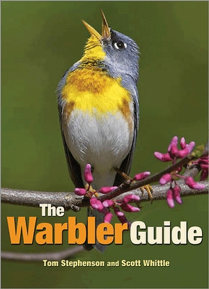 The Warbler Guide by Tom Stephenson and Scott Whittle (cover image from Princeton University Press)