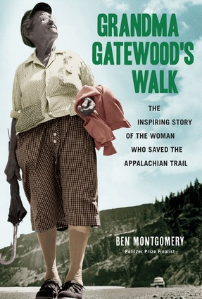 Grandma Gatewood's Walk (book cover image from Chicago Review Press)