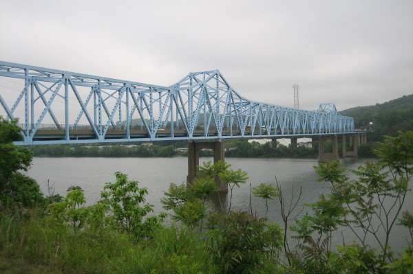 Monaca East Rochester Bridge, 2012(photo by PGC WCO Steve Leiendecker)
