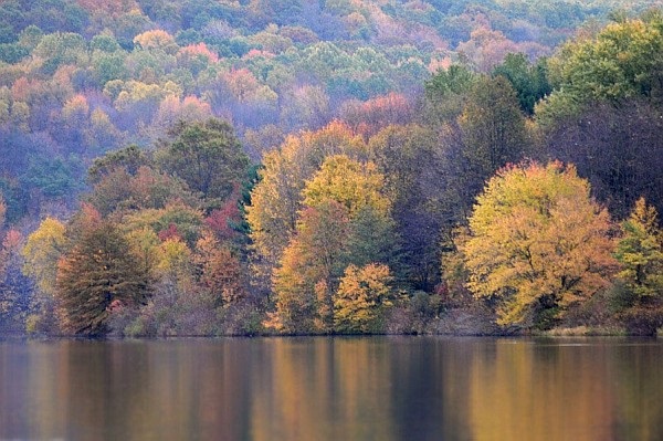 Fall scenery, October 2011 (photo by Steve Gosser)