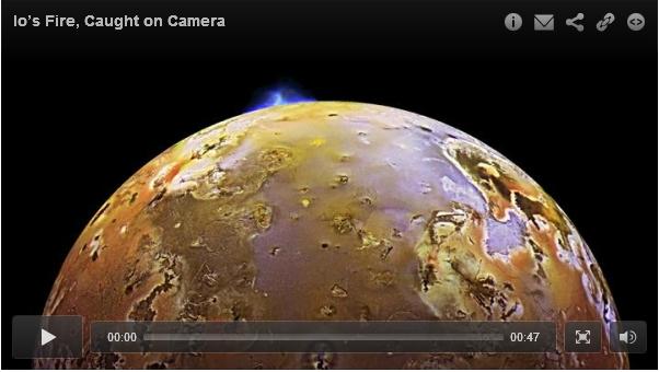Screenshot of Io video from salon.com