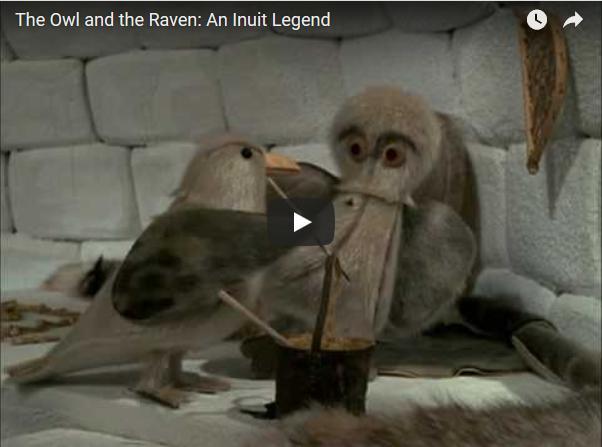 Screenshot of Intuit legend video on YouTube