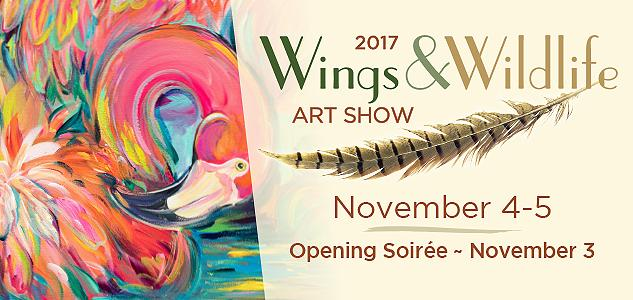 Wings and Wildlife Art Show 2017, National Aviary