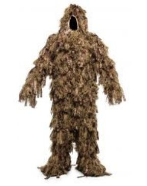 Ghillie suit (photo from Optics Planet)
